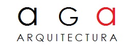 Logotipo Aga Arquitectura