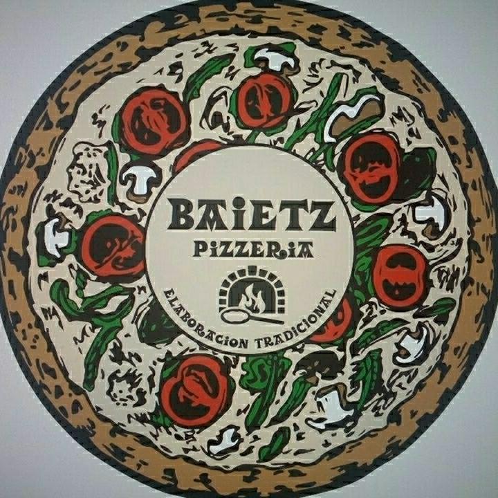 Logotipo PIZZERIA BAIETZ