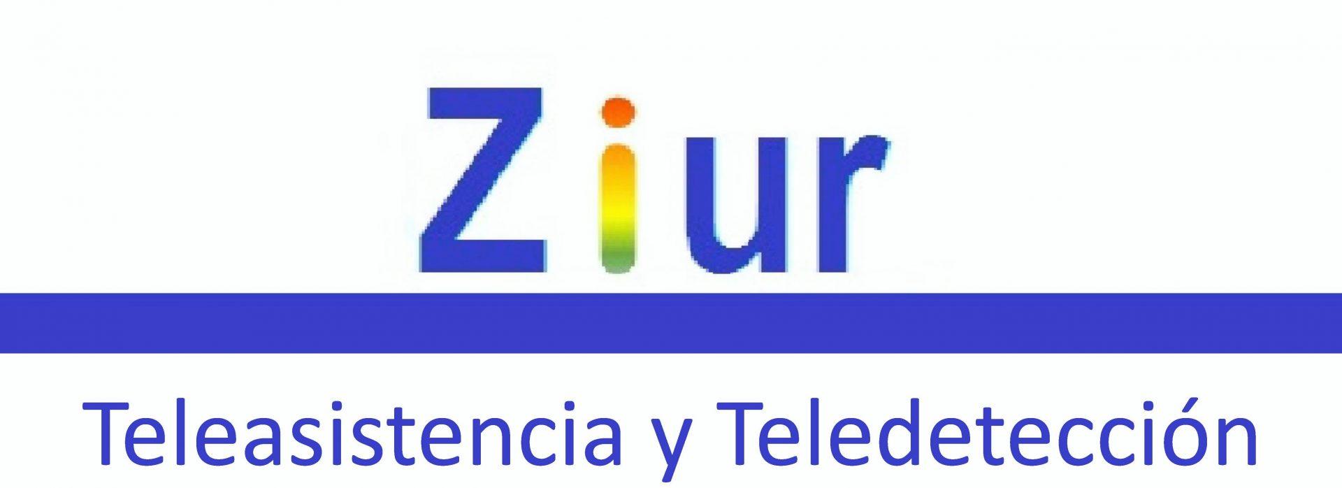 Logotipo ZIUR TELEASISTENTZIA