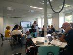 Final del curso para pedagogos/as digitales