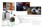 Curso de Programación de robot y ejecución de piezas por Fabricación Aditiva Metálica por Plasma.