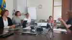 Reunión preparatoria Proyecto Internacional