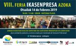 8TH IKASENPRESA FAIR IN EIBAR